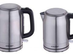 Der Cloer Wasserkocher 4519 und 4529