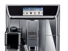 De´Longhi Kaffeemaschine PrimaDonna Elite Experience mit Sensor-Touch-TFT-Farbdisplay.