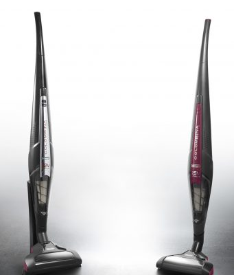 De´Longhi Staubsauger Colombina Cordless Plus XLR mit 25,2 Volt oder 32 Volt Leistung.