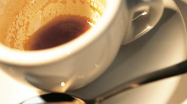 Nach dem Espresso-Genuss folgt die Reinigung. Foto: Archiv