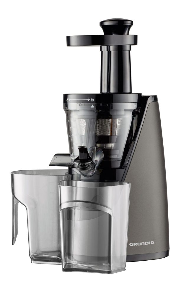 Slow Juicer Test Grundig : Grundig Slow Juicer SJ 8640