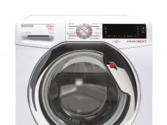 Hoover Waschtrockner Next WDMT 4138 AH mit All-in-One 59 Minuten.