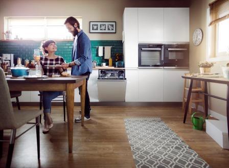 Innovative Technologien treffen auf funktionelles Design: Mit den neuen Produkten verspricht Beko maximales Kochvergnügen.