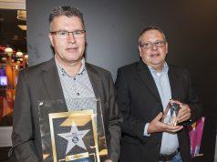 """Der Publikumspreis des """"Passion Award"""" ging an electroplus Malz aus Bielefeld."""