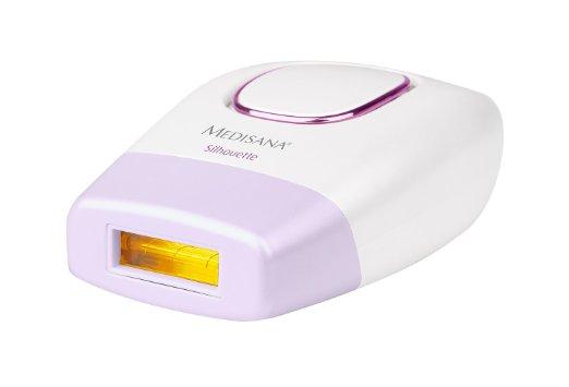 Medisana Epilierer Silhouette IPL 800 mi 5 Lichtintensitätsstufen.