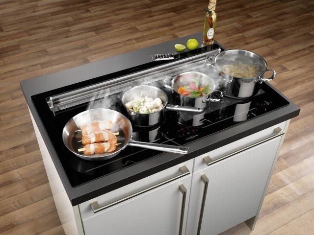 Auf der area30 in Löhne stellte Oranier eine ganze Reihe an innovativen Produkten vor.