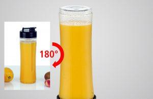 Rommelsbacher Standmixer Mix & Go Mix 200 mit 0.6 Liter Fassungsvermögen.