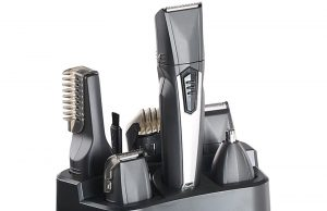 Der Sichler Men's Care 10in1-Ganzkörper-Trimmer NX-9105