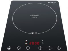 Steba Induktionskochfeld IK 65 Slim mit Touch Control.