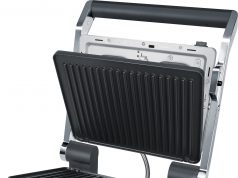 Steba Low-Fat Grill FG 100 mit Low-Fat-Funktion.