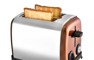 Kalorik Toaster TKG TO 1050 CO mit Toastzentrierung.