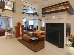 LG Signature: exklusive Produktlinie in einem exklusiven Ambiente.