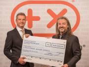 Nach vorne schauen: Der Plus X Award öffnet sich für Startup-Unternehmen.