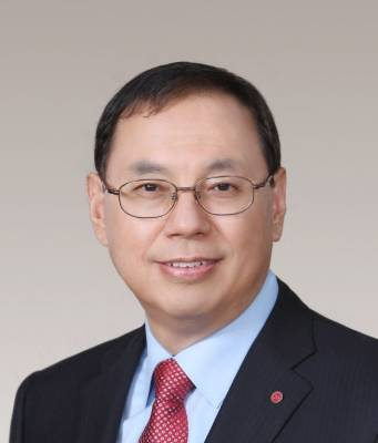 Jo Seong-jin ist ab sofort neuer CEO bei LG.