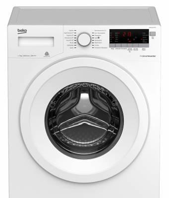 Beko Waschmaschine WMB 71643 PTM mit Aquawave-Schontrommel.