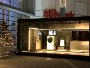 LG: Ein eleganter Showroom für elegante Haushaltsgeräte.