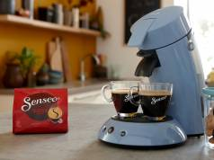 Philips Kaffeemaschine Senseo Original HD7817/70 mit Kaffee Boost Technologie.