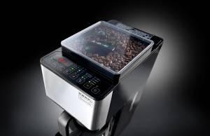Rosenstein & Söhne Kaffeemaschine KF 812.f mit Kegelmahlwerk.