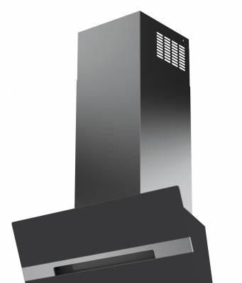 Beko Dunstabzugshaube Zara Grey HCA62844ZH mit Energieeffizienzklasse A.