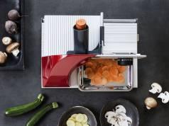 Ideal für Carpaccio, Gratins & Co: Allesschneider SKS 900 von Graef.