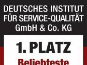 Dyson ist beliebteste Staubsaugermarke in der Kundenbefragung des Deutschen Instituts für Service-Qualität.