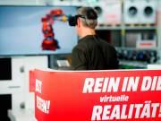 Media Markt liefert reichlich Know-how für die virtuelle Realität.