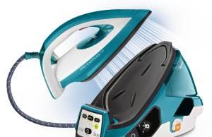 Tefal Dampfbügelstation Pro Express Care mit Spiral Protect System.