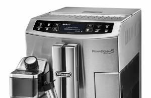 De'Longhi Kaffeemaschine PrimaDonna S Evo mit App-Steuerung.