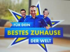 """Euronics positioniert sich unter dem Claim """"Für dein bestes Zuhause der Welt"""" neu."""