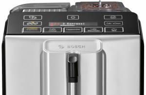 Bosch Kaffeevollautomat VeroCup mit Intelligent Heater inside.