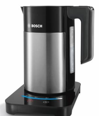 Bosch Wasserkocher TWK7203 mit TemperatureControl7.