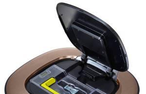 LG Staubsaugerroboter HomBot VRD 830 MGPCM mit Raumerkennung Dual Eye 2.0.