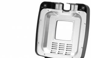 Unold Fritteuse Cube Black mit 2.800 Watt Leisstung.