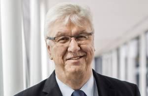 Volker Müller vermeldet eine Steigerung des Außenumsatzes um 1,8 Prozent.