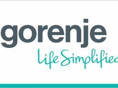 Logo gorenje Life Simplified