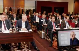Rund 150 Teilnehmer verzeichnete der BVT / ZVEI-Branchendialog Anfang Mai in Berlin.