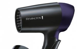 Remington On The Go Haartrockner D2400 mit 1400 Watt Leistung.