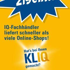 Telering KLIQ Imageposter