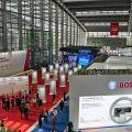 CE China: Ein Blick auf die Ausstellungshalle.