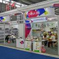 Chinesische Hersteller präsentierten sich eher in Form kleinerer Gemeinschaftsstände.