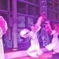 Traditionelle Show-Einlage anlässlich der CE China Gala am Vorabend der Eröffnung.