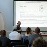 Wofuha-Initiator Johannes Hannig sprach über den neuen EspressoPartnerPool.