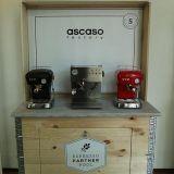 Top-Partner und Kernmarke für Espressopool: Ascaso