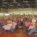 Über 1300 Teilnehmer besuchten das e-masters trendforum 2016 in Berlin.