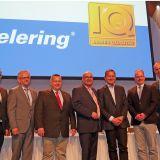 Der neu gewählte telering- Aufsichtsrat mit Geschäftsführer Franz Schnur in der Mitte