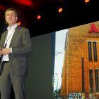 """Gerd Holl, Geschäftsführer Electrolux Deutschland und Österreich, ist sich sicher: """"Wir schaffen eine faszinierende Zukunft."""""""