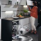 Bequemer, komfortabler, ergonomischer: Mit der Einführung der Mastery Range bringt die AEG ein neues Kocherlebnis auf den Markt.
