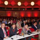 Mit spürbarer Konzentration folgten die vielen Teilnehmer der gfu insights & trends am 5. Juli im Berliner Congress Centrum (bbc) den Vorträgen zu heutigen und zukünftigen Marktfragen.